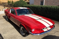 1967 Mustang Shelby Clone | Front View
