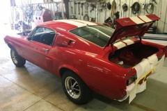 1967 Shelby Mustang | Restoration | Exterior