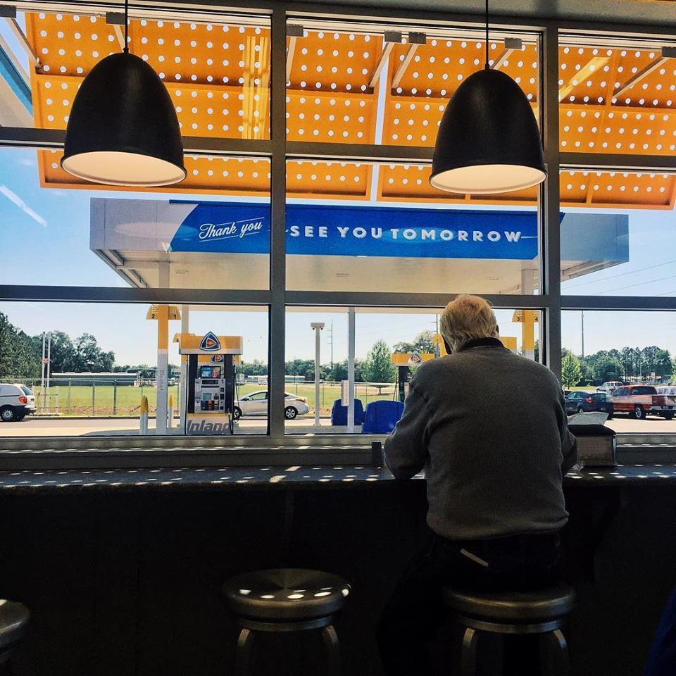 Sun Stop Trenton Interior Diner