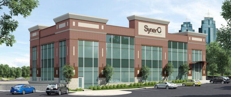 SynerG Law Office MRP Design Group Commercial Architect