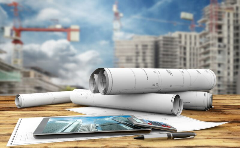 Blueprints and Buildings