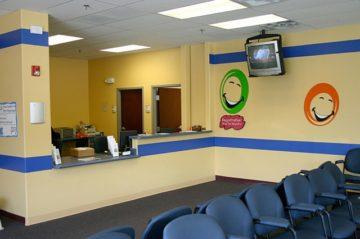 Kool Smiles Dentistry Interior
