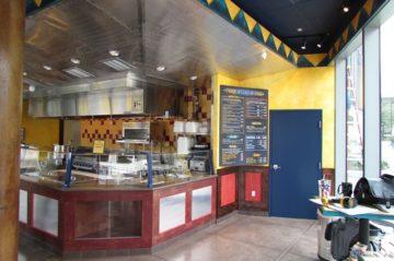 Willy's Restaurant Interior Design
