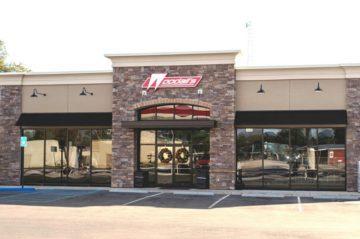 Woodalls Convenience Store Exterior