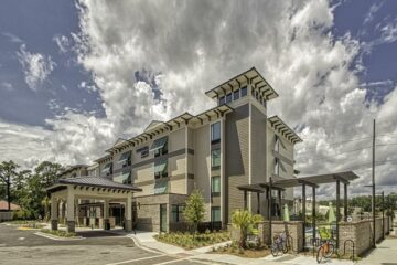 Springhill Suites Hilton Head Architect