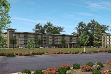 Springhill Suites Hilton Head Rendering