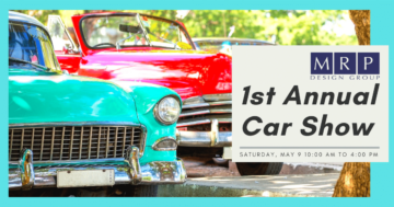 MRP Design Group's 1st Annual Charity Car Show Blog