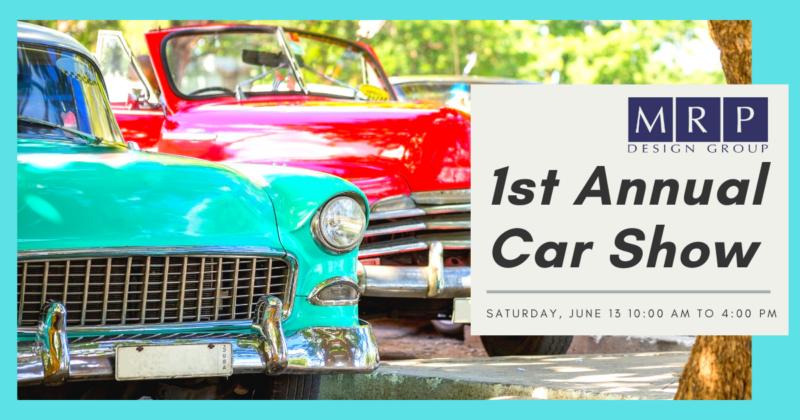 RESCHEDULED 1st Annual Car Show Blog