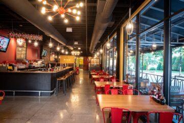 Ruby Sunshine Restaurant Knoxville Interior