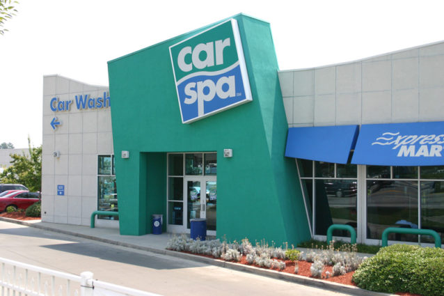 Car Spa Car Wash Architect