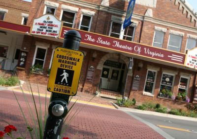 Pedestrian Study and Streetscape Improvements Abingdon VA