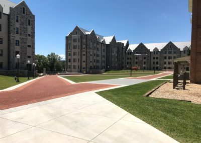 Higher Education- Upper Quad Residential Facilities Virginia Tech