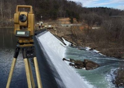 dam survey