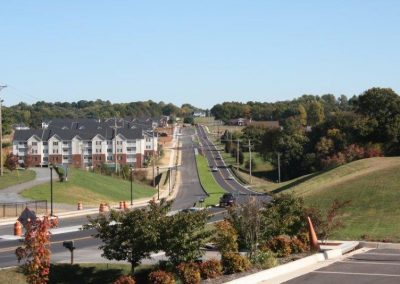 Greenview Drive Widening - Transportation