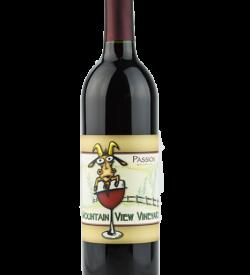 Pocono winery red wine