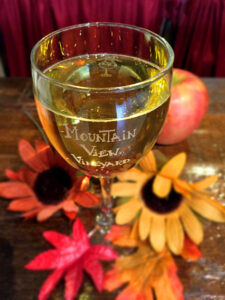 OCTOBER WEEKEND WINE SPECIALS 10/5 & 10/6 - Caramel Apple Sangria 10/12 & 10/13 - Spiked Cider 10/19 & 10/20 - Caramel Apple Sangria 10/26 & 10/27 - Pumpkin Sangria  While Supplies Lasts