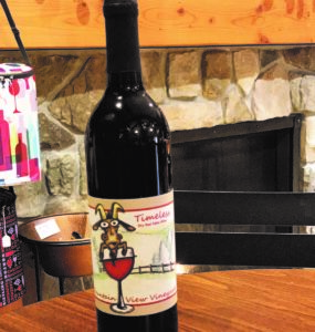 Wine of the Month: Timeless Stop by in the month of January and receive 10% off this featured wine. Pairs nicely with ribs with a dry rub and smoked cheeses.