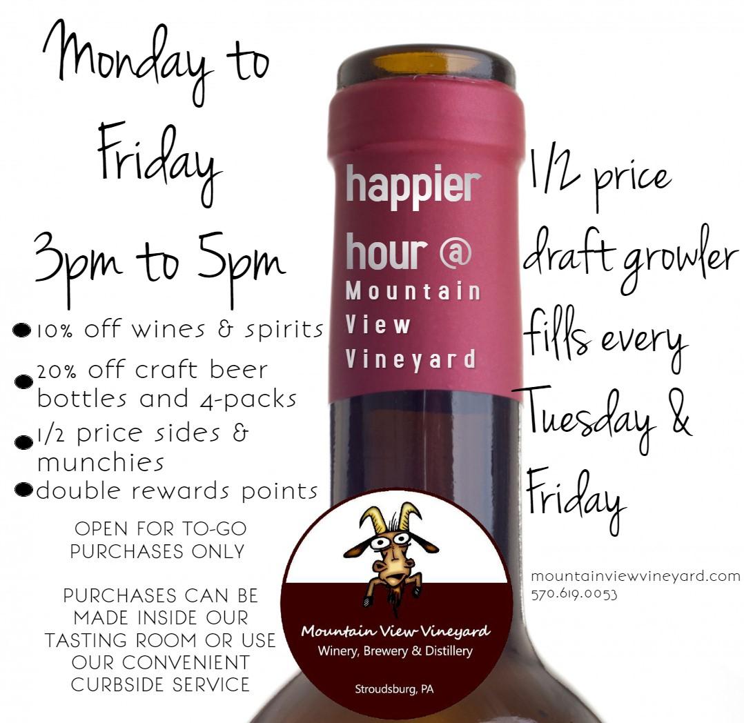 happier hour