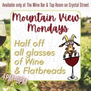 Mountain View Mondays