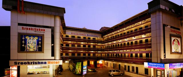 sreekrishna residency guruvayoor