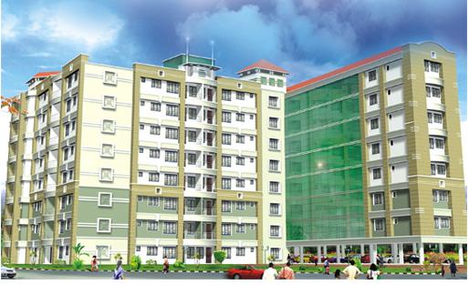 kalpaka amrutham apartments guruvayoor