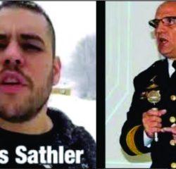 Jones Sathler não explica vídeo onde diz que casou para se legalizar e atacar jornais e youtubers