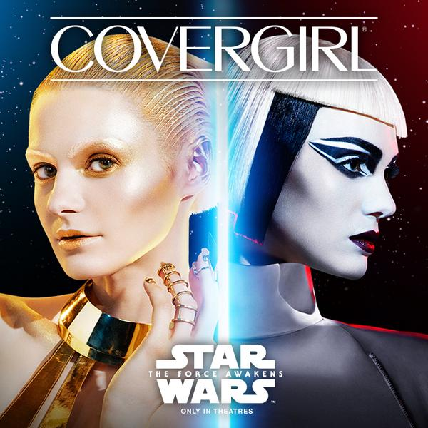 Cover Girl The Force Awakens