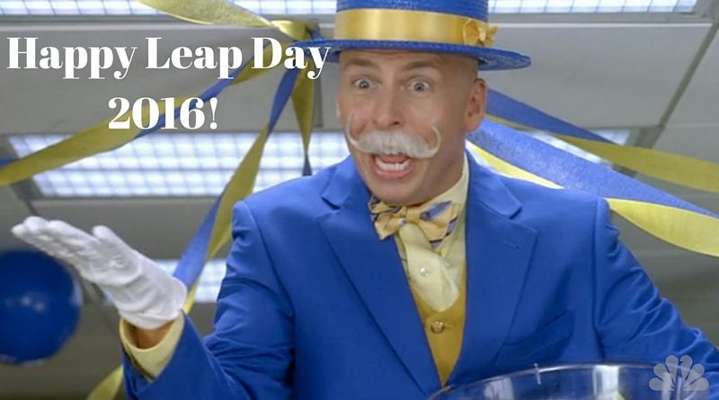 Leap Day William