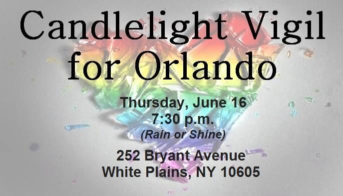 ORlando candlelight vigil