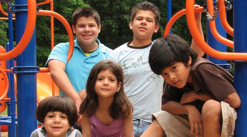 Hispanic CHildren