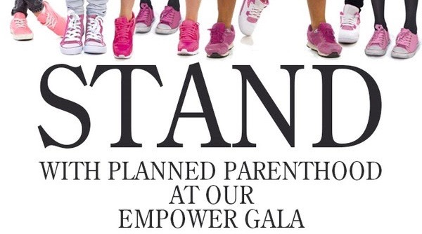 Planned Parenthood Empower Gala