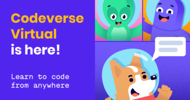 Kids Can Learn to Program Code With Codeverse's Free Virtual Class