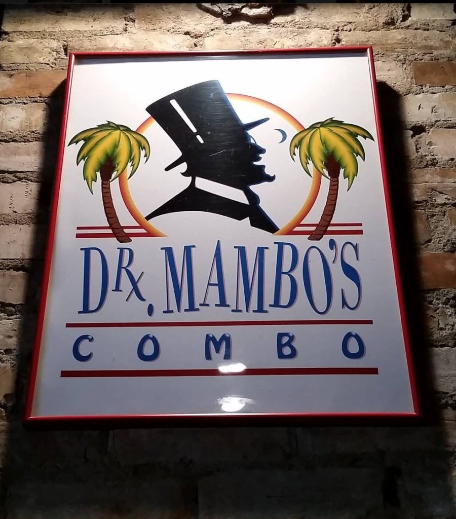 Dr Mambos combo playing regularly at bunkers bar in minneapolis