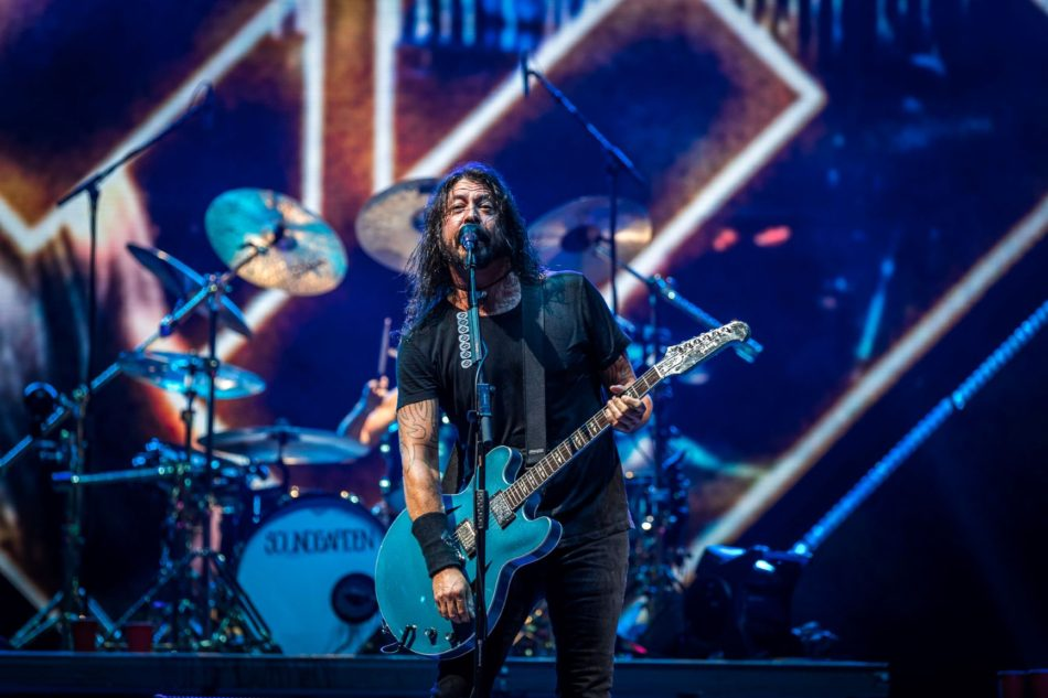 Foo Fighters at KAABOO