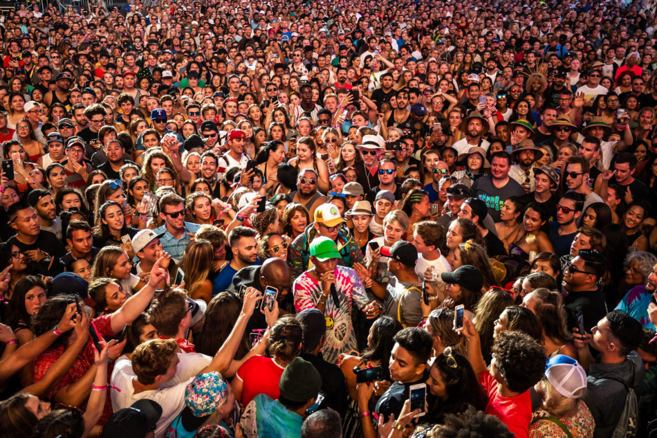 Pharrell Williams at KAABOO N.E.R.D.