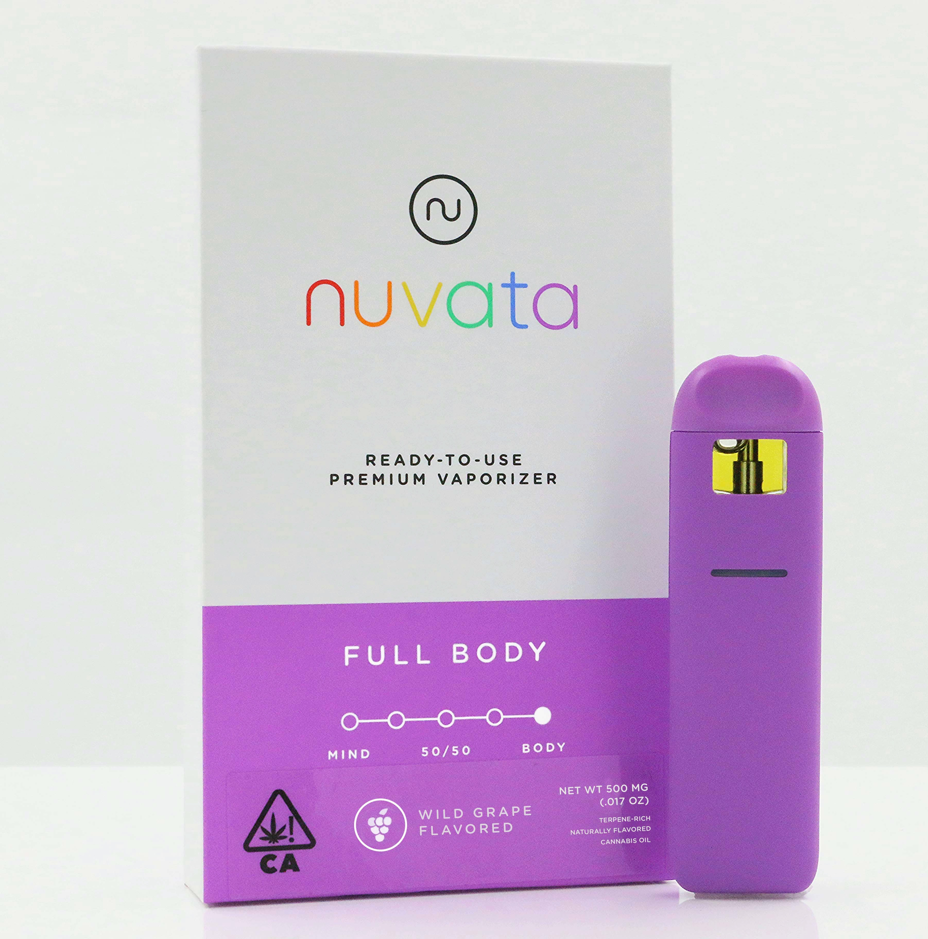 Nuvata-Body Dominant-Purple