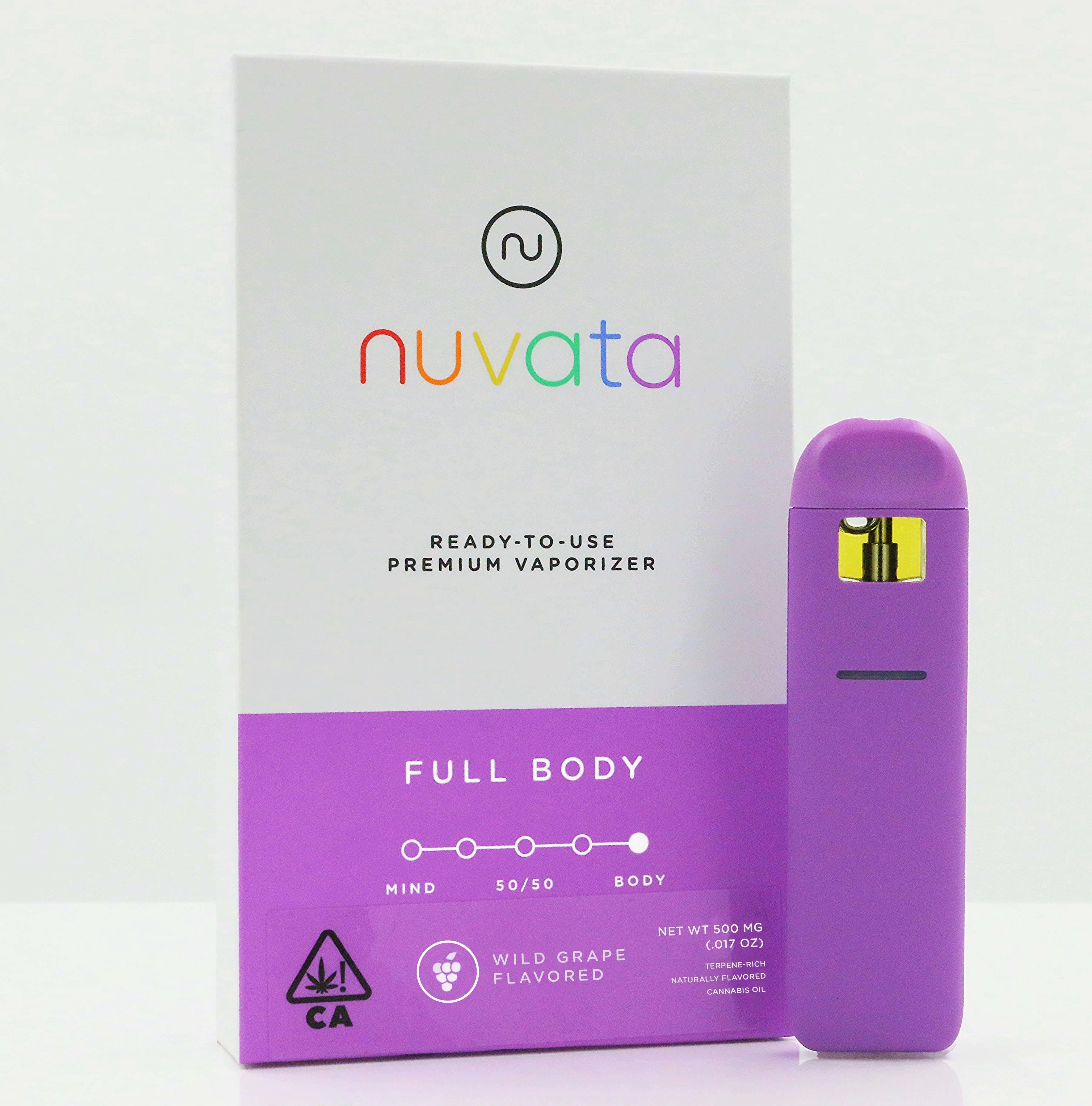 Nuvata-Body Dominant-Purple