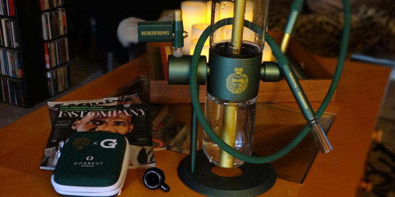 Stundenglass is the Next Level Gravity Smoke Sensation!