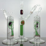 S.I. Pipe's Triple Filter Water Pipe
