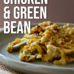 CROCK POT CHICKEN & GREEN BEAN CASSEROLE RECIPE (1)