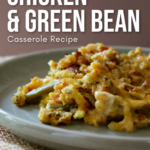 CROCK POT CHICKEN & GREEN BEAN CASSEROLE RECIPE (2)