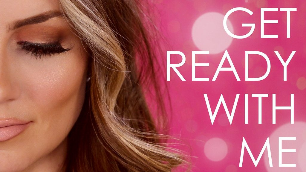 Get Ready With Me Valentine's Day Date Night