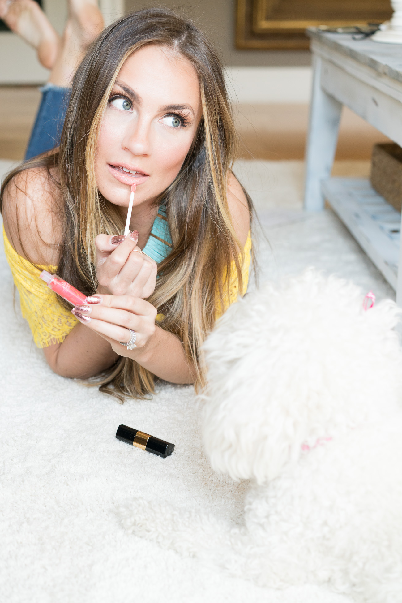 EWG Verified Sally B's Lip Gloss Angela Lanter Hello Gorgeous