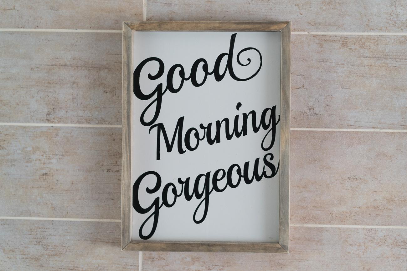 good morning gorgeous hobby lobby angela lanter hello gorgeous