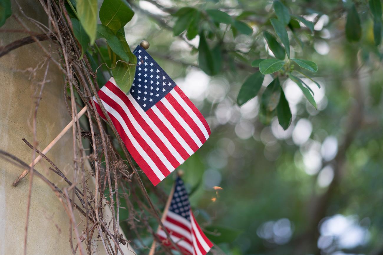 American Flag Angela Lanter Hello Gorgeous