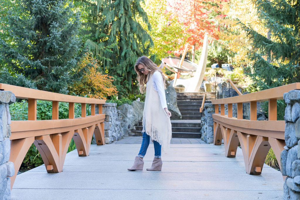 Cozy Fall Brunch Outfit