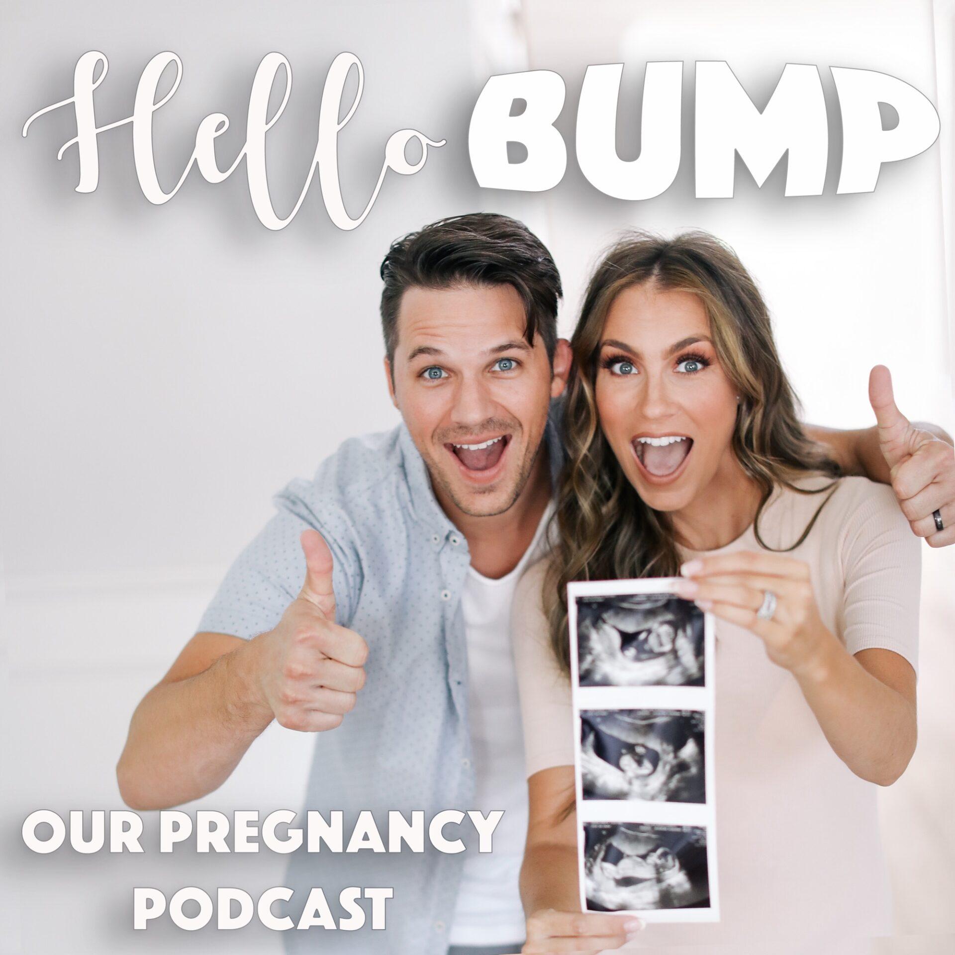 Hello Bump Podcast Episodes 6 & 7 Cyst Recap