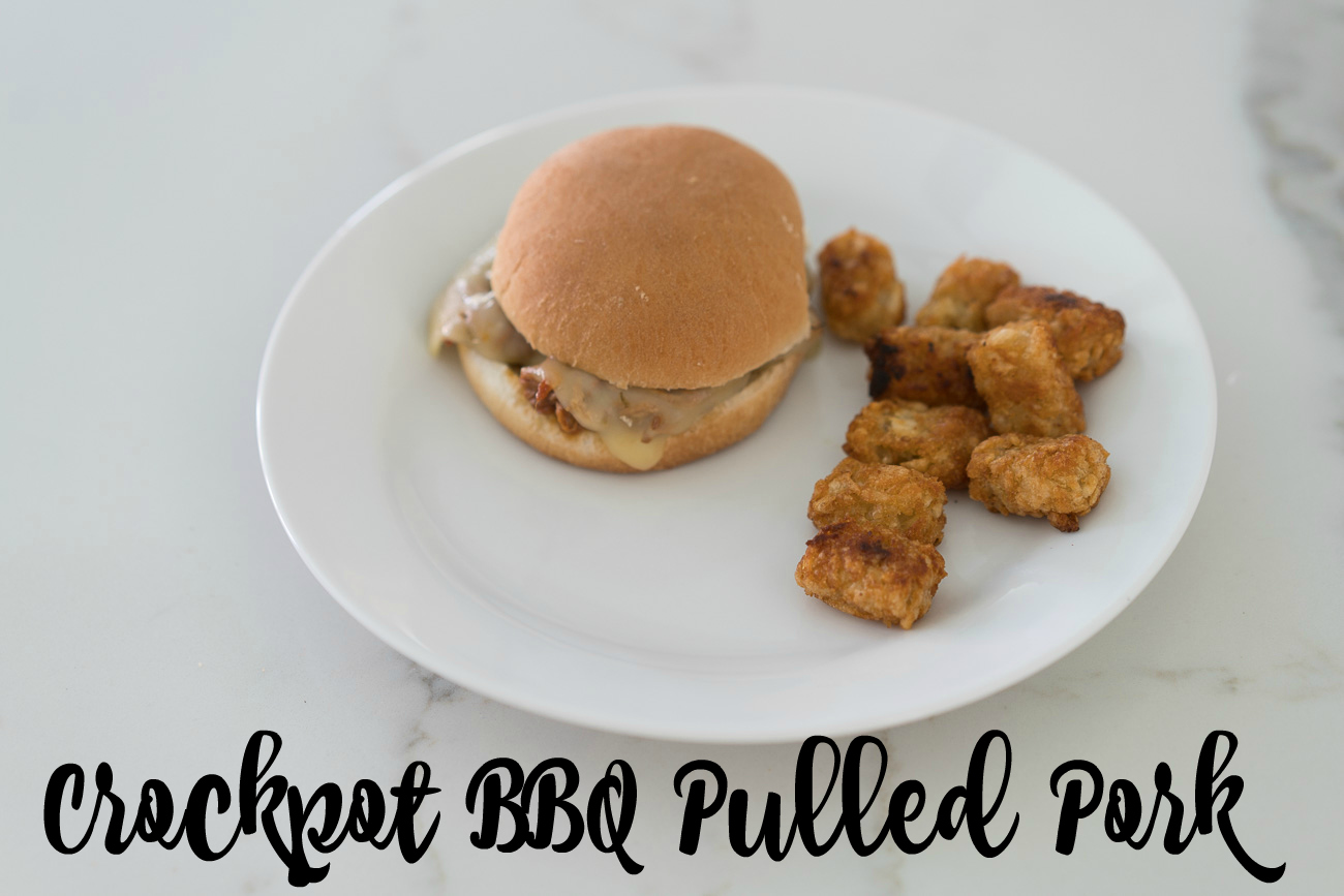 Crockpot BBQ pulled pork recipe angela lanter hello gorgeous