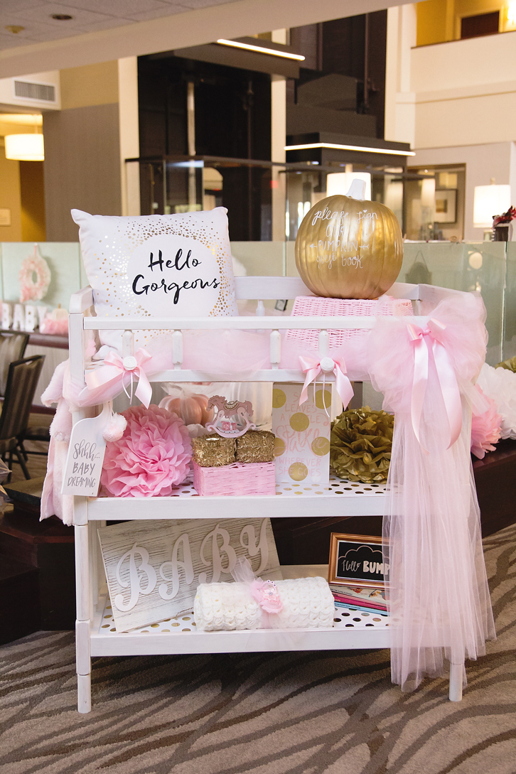 My Baby Shower - Decor and Details angela lanter hello gorgeous