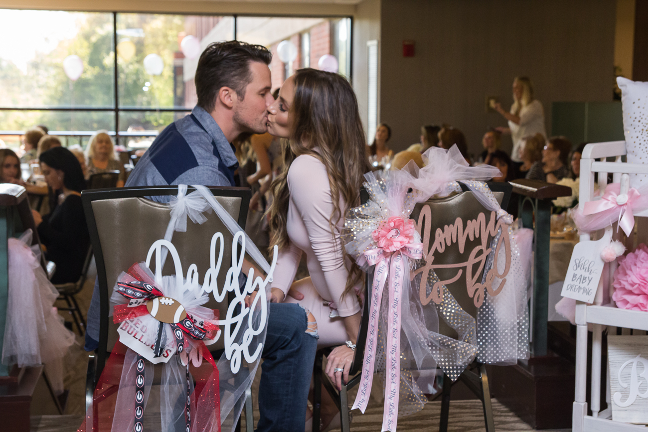 What I Wore to my Baby Shower Angela Lanter Hello Gogreous